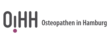 Logo für den OiHH Osteopathen in Hamburg Verein gestaltet von Doris Peiter