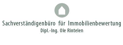 Logo für SVB Rintelen Sachverständigenbüro für Immobilienbewertung, von Doris Peiter