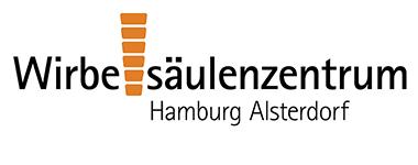 Logo für das Wirbelsäulenzentrum und Premiumphysio in Hamburg Alsterdorf von Doris Peiter